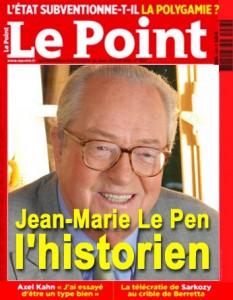 Jean-Marie Le Pen l'historien