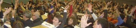 Assemblée générale de l'Association française de sociologie / Université de Villetaneuse, France, février 2004